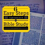 6 Easy Steps