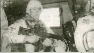 michael in Iraq