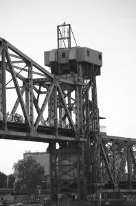 Bridge Tower B&W