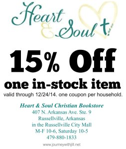 Heart & Soul coupon